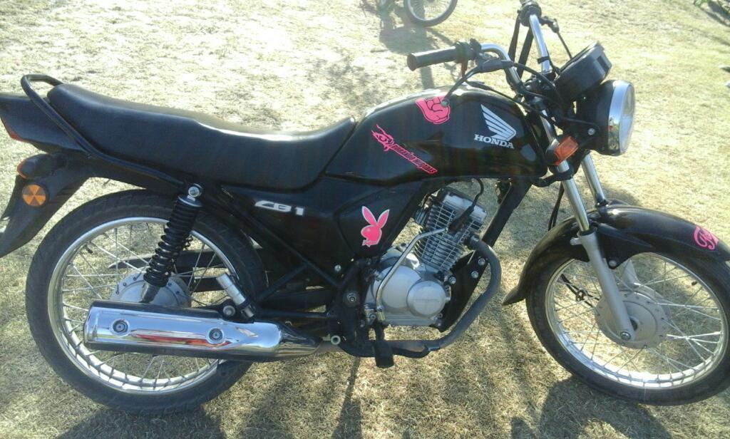 Vendo Moto 125 Cb1