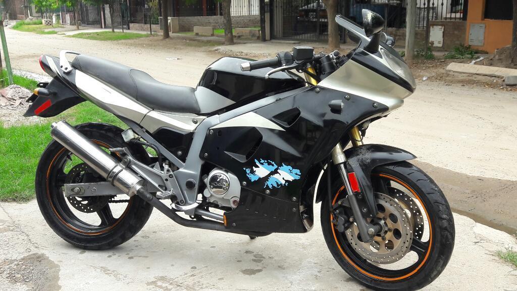 Moto Mondial 200cc Modelo 2011