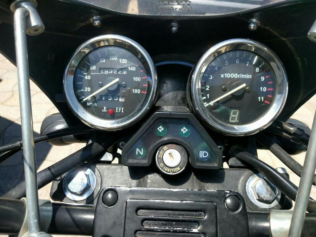 Jawa 350 Ruta 40