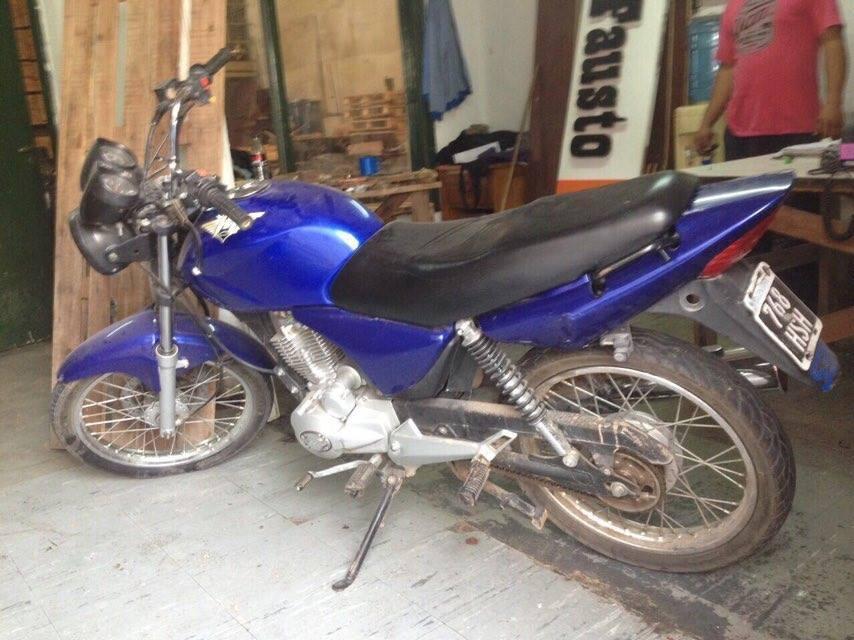 MOTOMEL C 150 2011