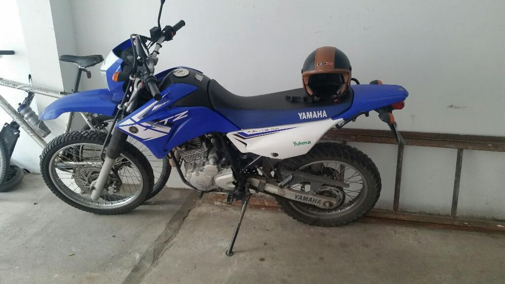 Vendo Moto Xtz 2014 Impecable