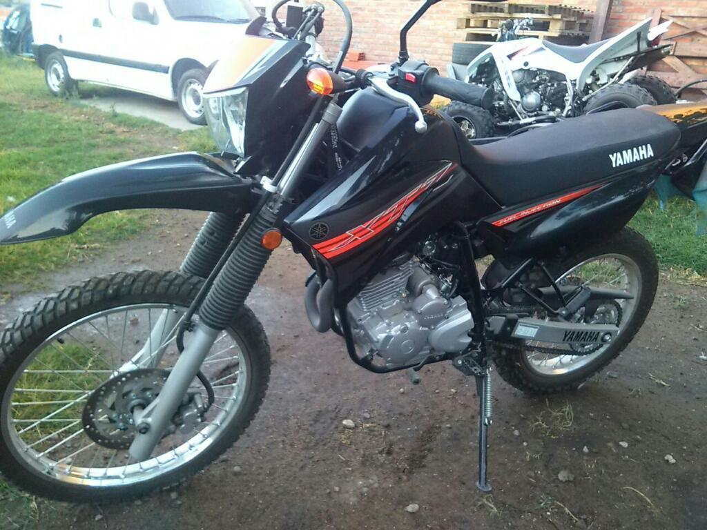Cuatri Raptor Y Moto Xtz Yamaha