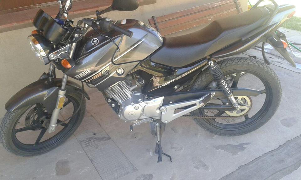 moto YAMAHA modelo 2014