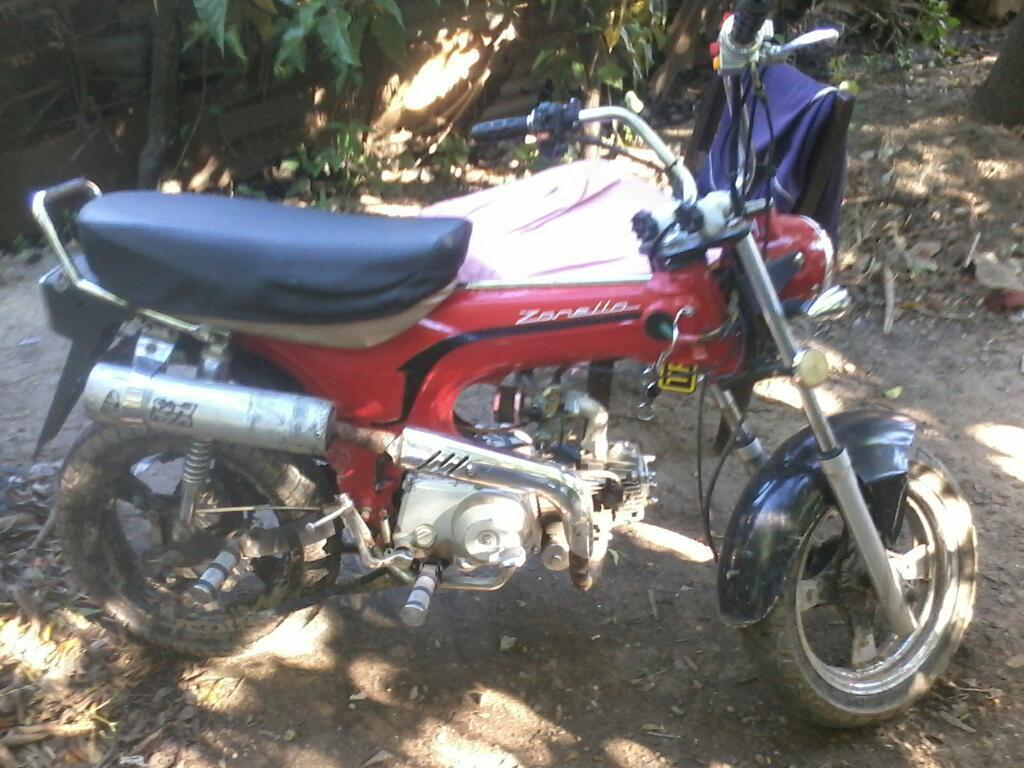 Moto dax tunnig