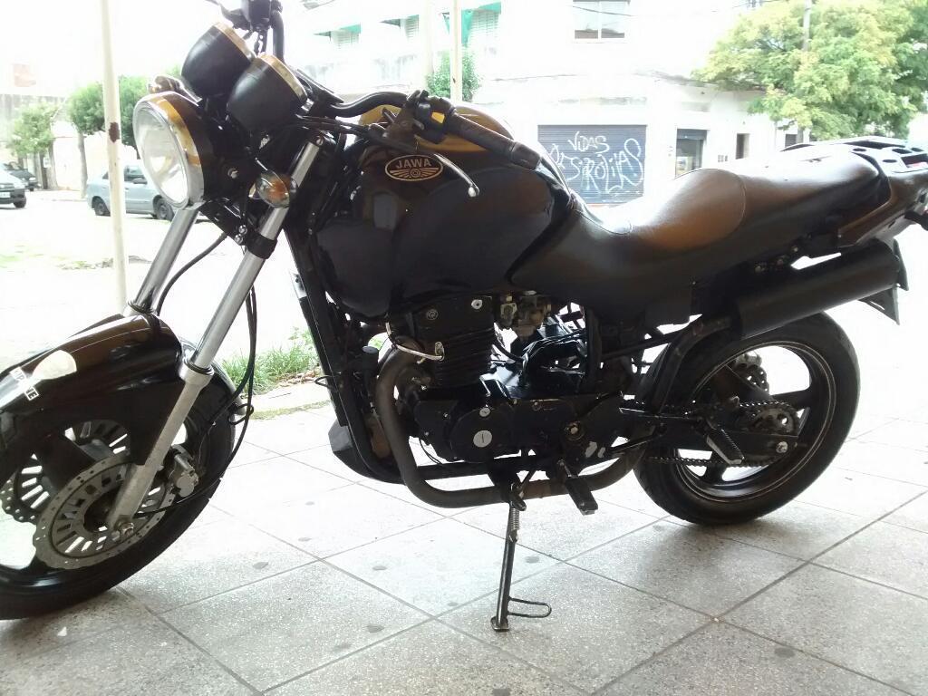 Vendo Jawa 350 2010