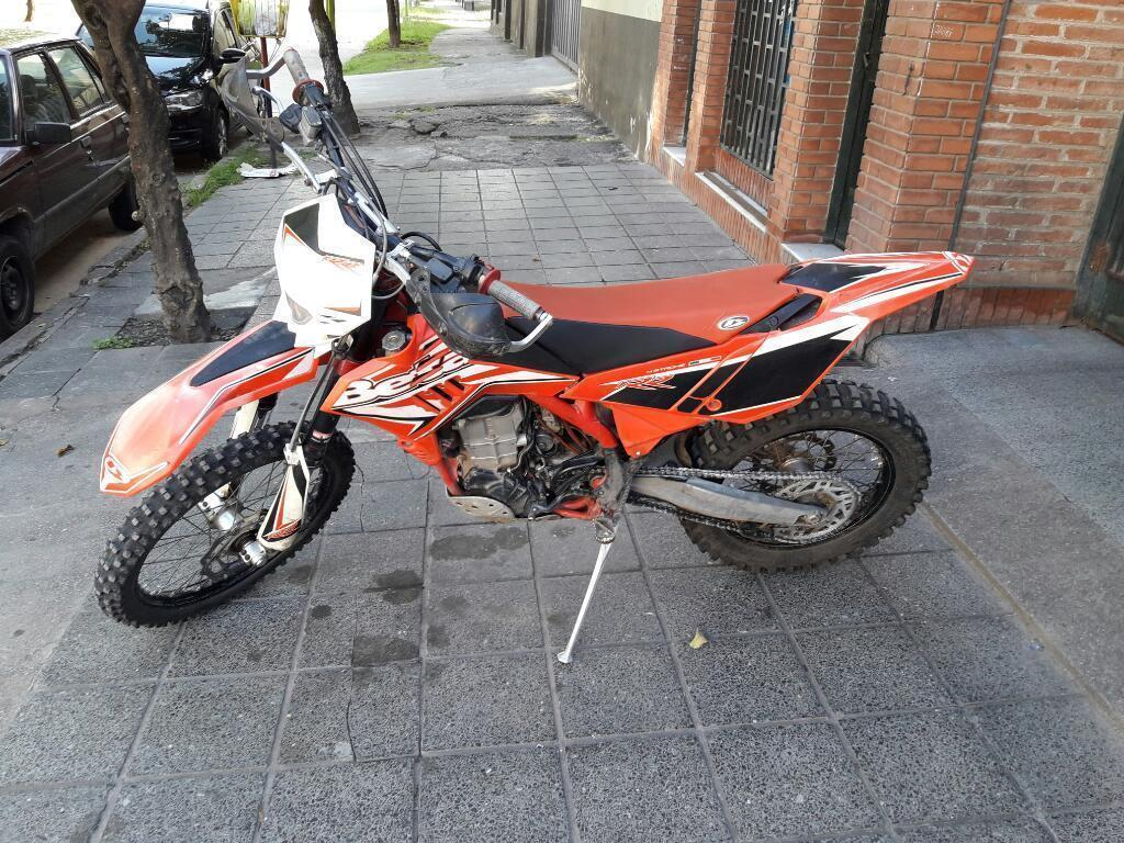 Vendo Beta 450 Modelo 2012 Impecable