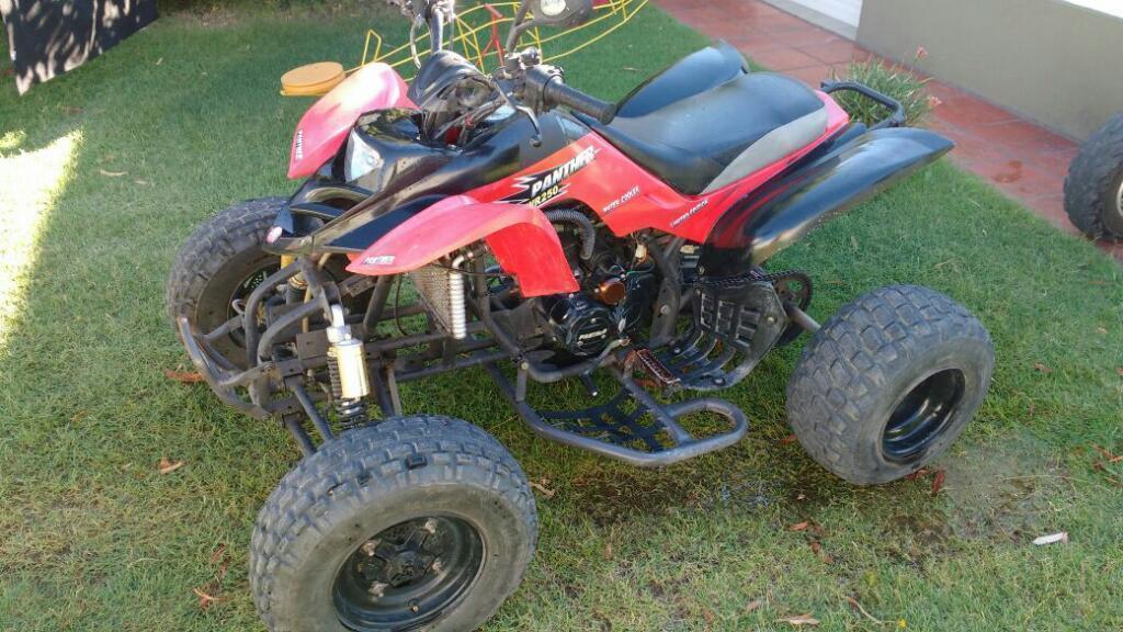 Vendo Cuatri Panther 250cc