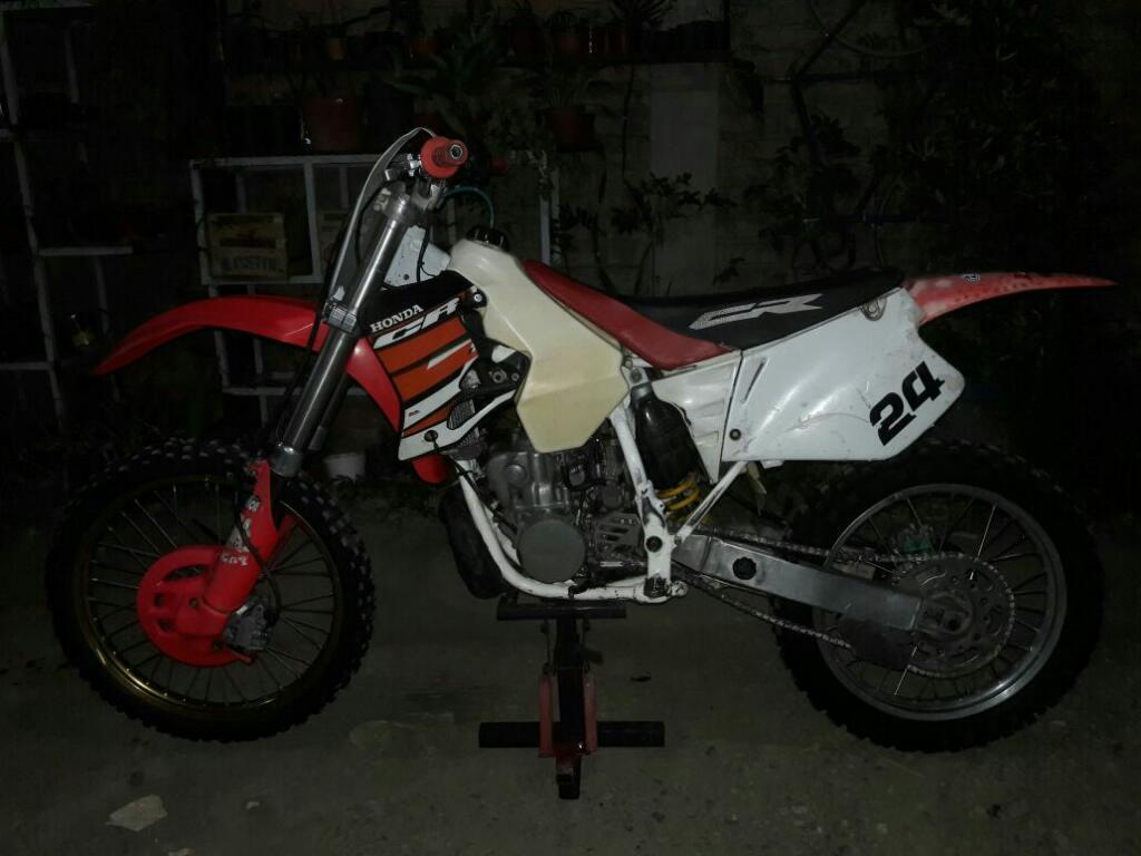 Vendo Honda Cr 250