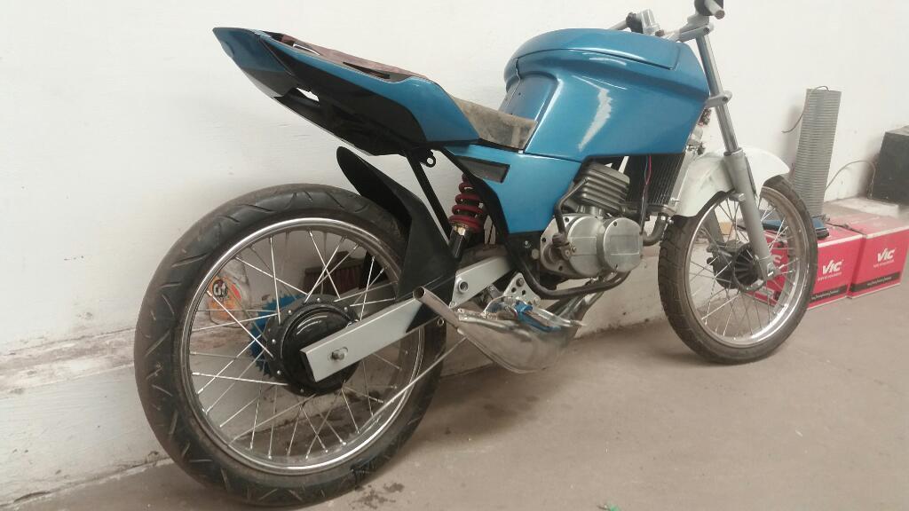 Vendo Zanella Rza 125 Modelo 92