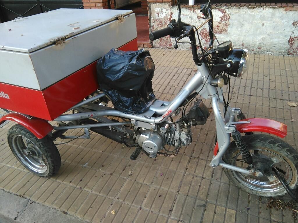 Zanella Tricargomax 125cc