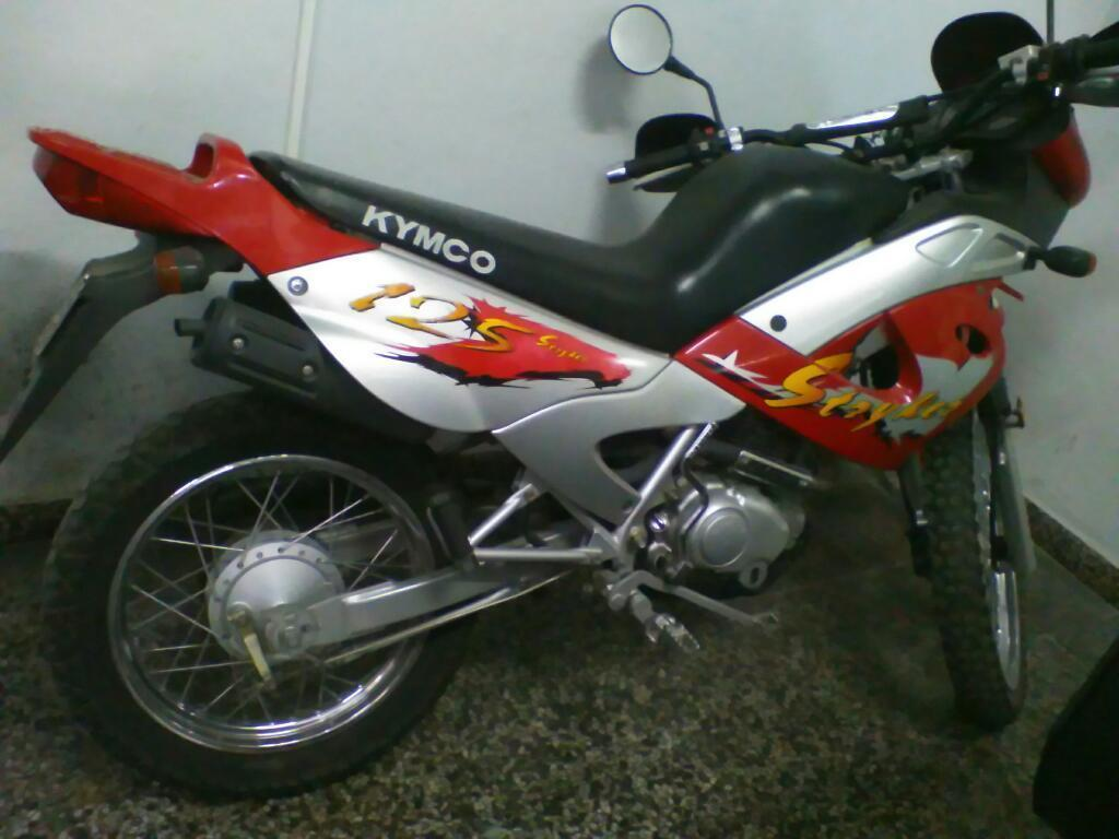 Kymco Stryker 125