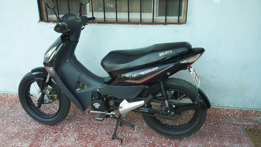 Brava 125 Cc Sp Tunning