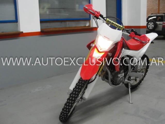 HONDA CRF 250 L ENDURO/CALLE IMPECABLE!!