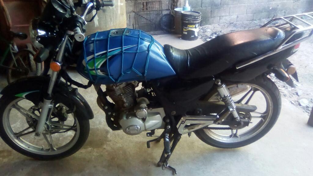 Vendo Moto Jincheng 125, Papales Al Dia