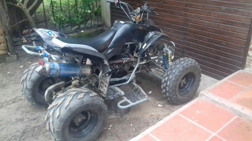 Vendo Jaguar 250 Atv