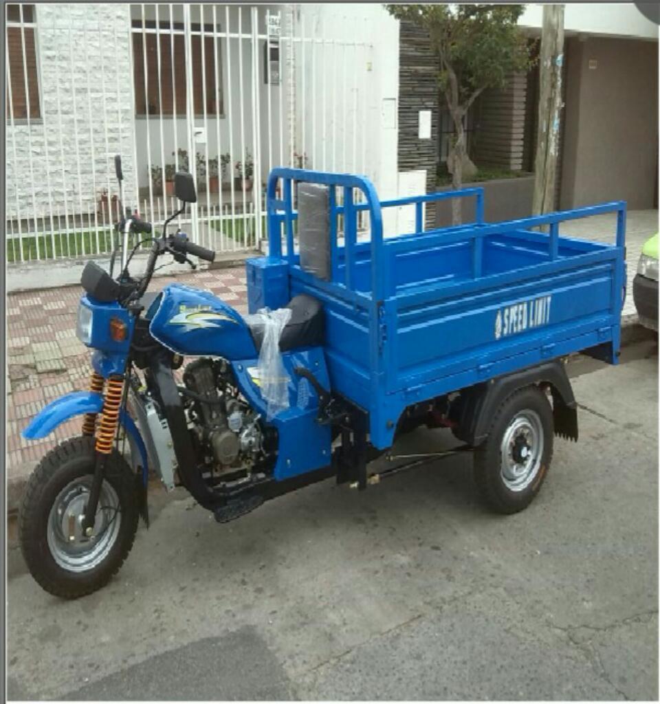 Moto Cargas