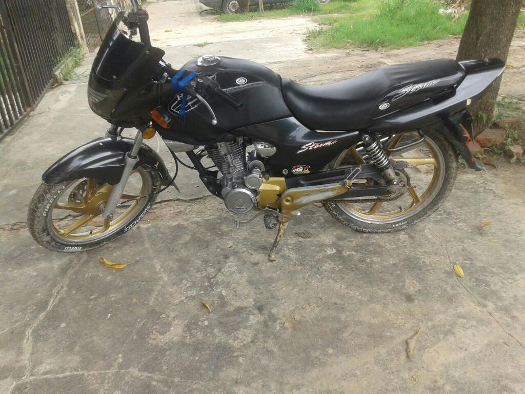 Vendo Honda Storm 125cc Color Negra