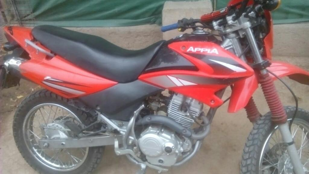 Appia Enduro 150cc