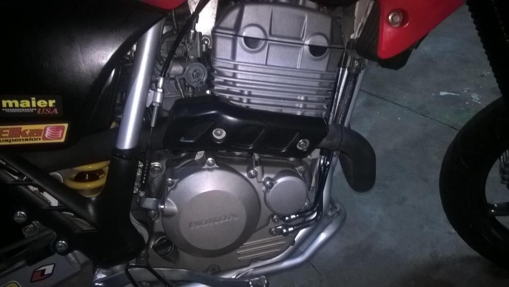Honda Tornado Super Motard