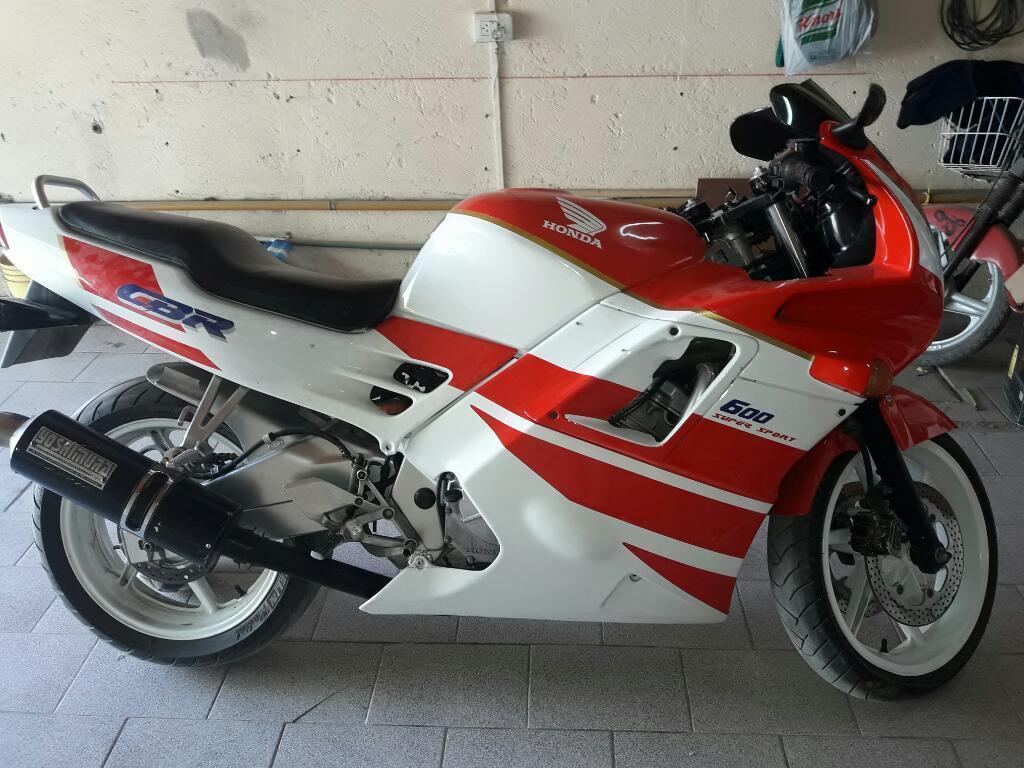 Cbr 600