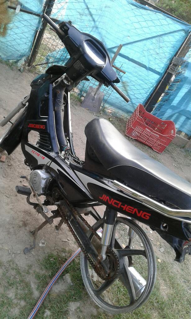 Vendo Moto Solo para Repuesto