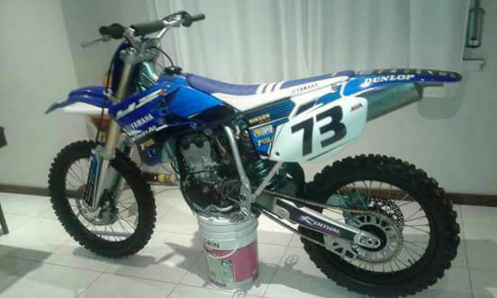 Vendo Yzf 450 2004