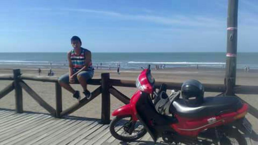 Vendo Moto Guerrero Trip