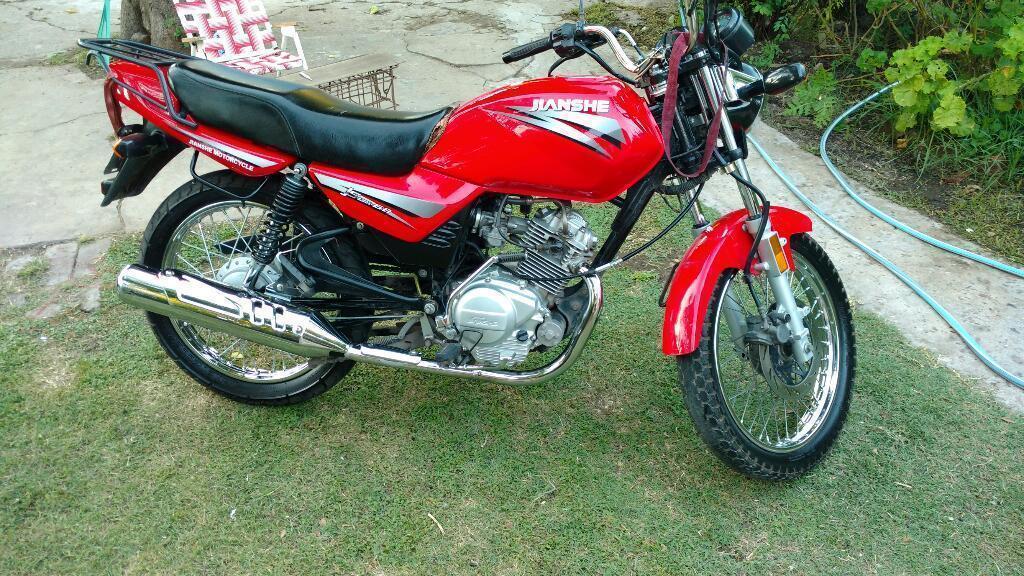 Jianshe 125 V6 Muy Buena