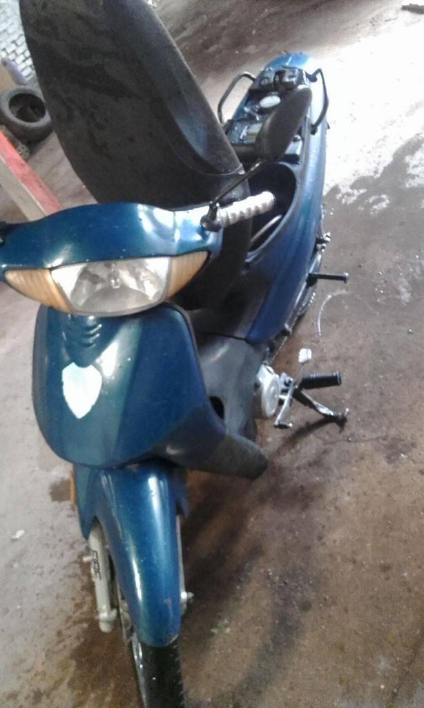 Guerrero 110 Motor Nuevo