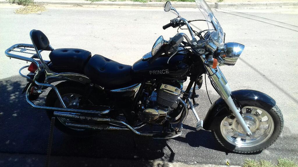 Moto Cerro 250. Cc Chopera