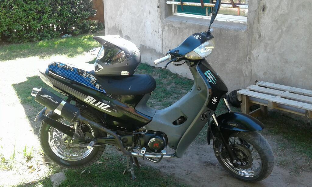 Vendo Moto Motomel 110cc