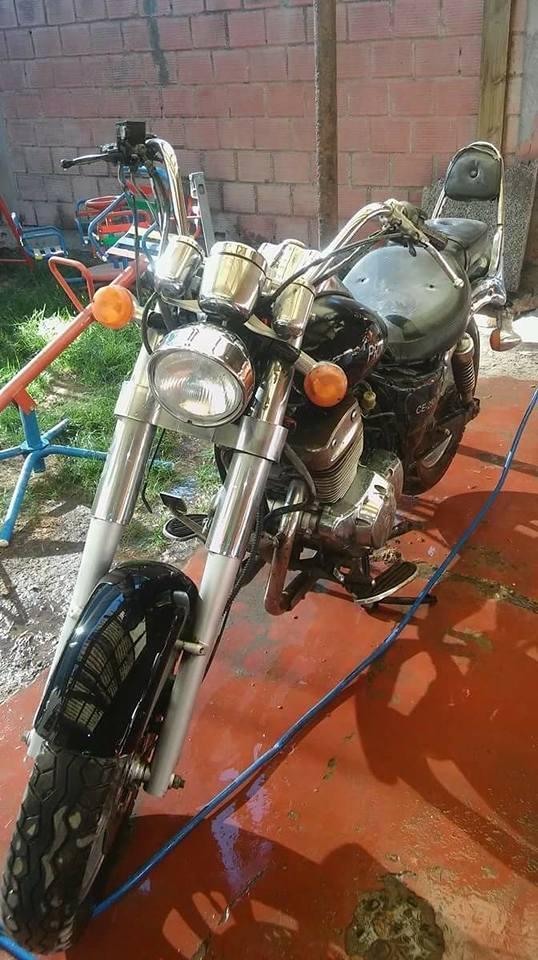 Vendo Cerro Prince Chopera 250 cc
