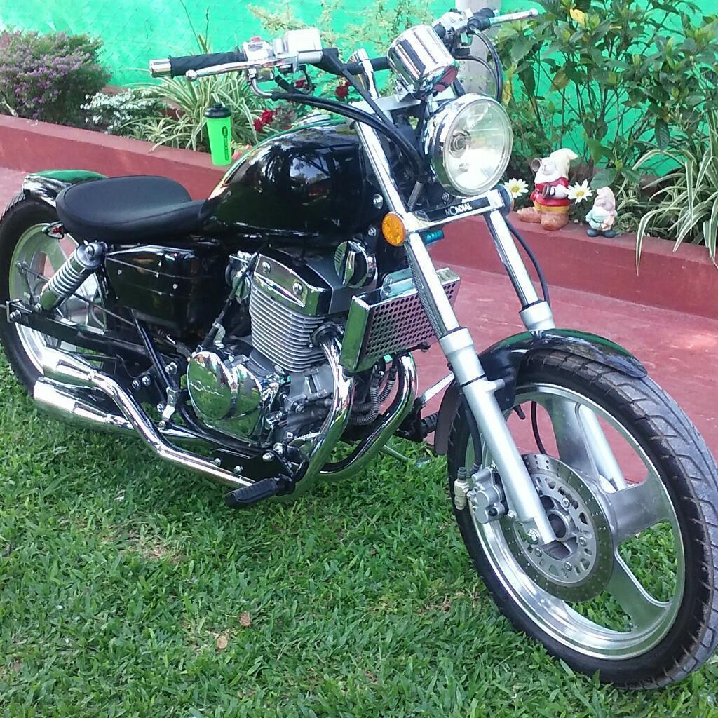 Vendo Mondial 254 Customizada 2012