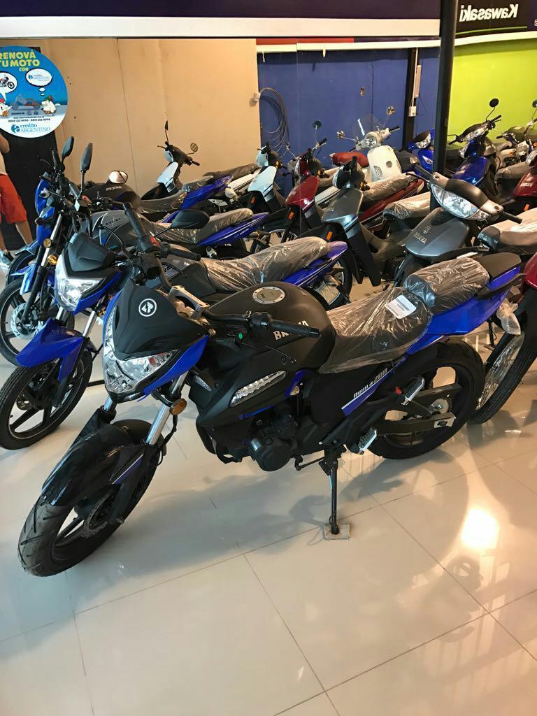 Motos Brava (110,150,200) Cc