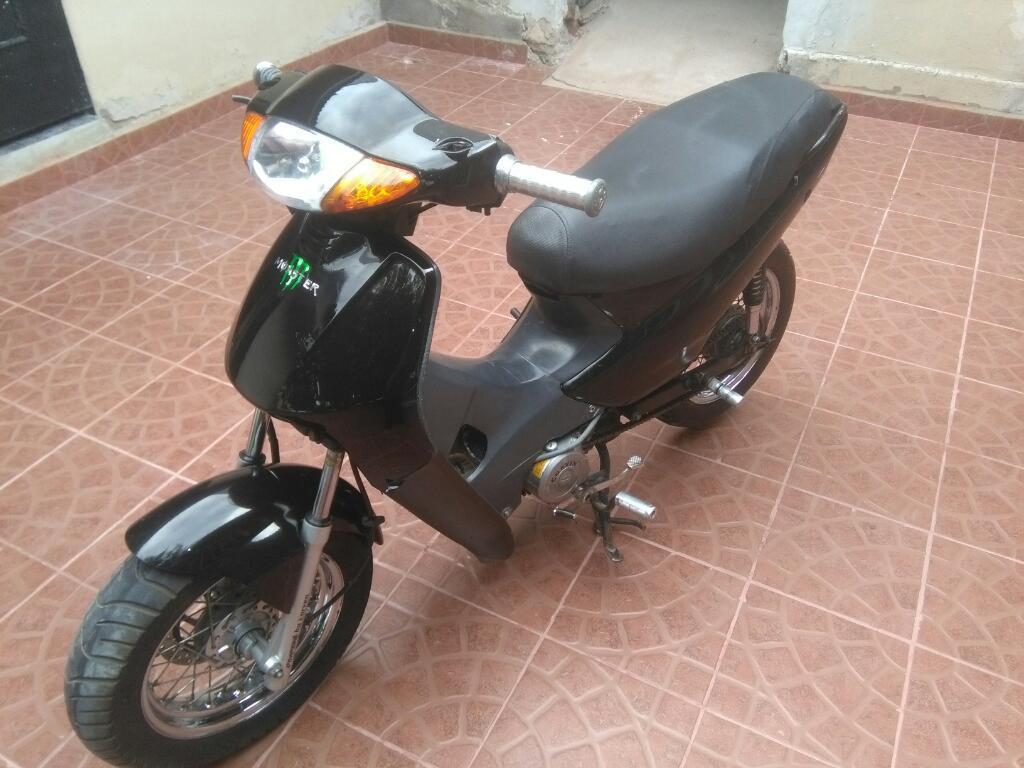 Moto 110cc