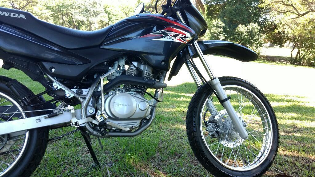 Vendo Moto Honda Xr 125 Usada