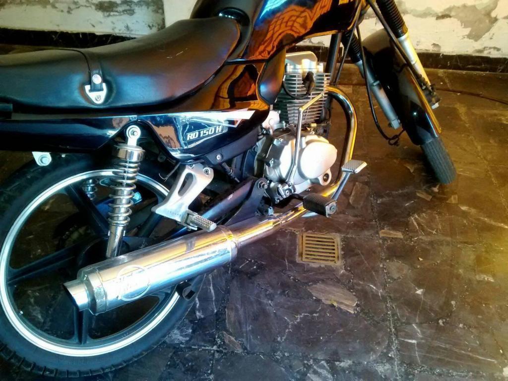 MOTO 150CC MODELO 14 TITULAR