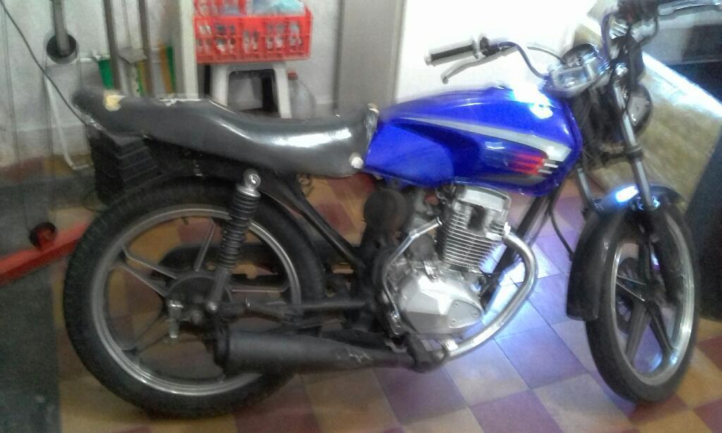 Motomel Cg 125 Modelo 2010