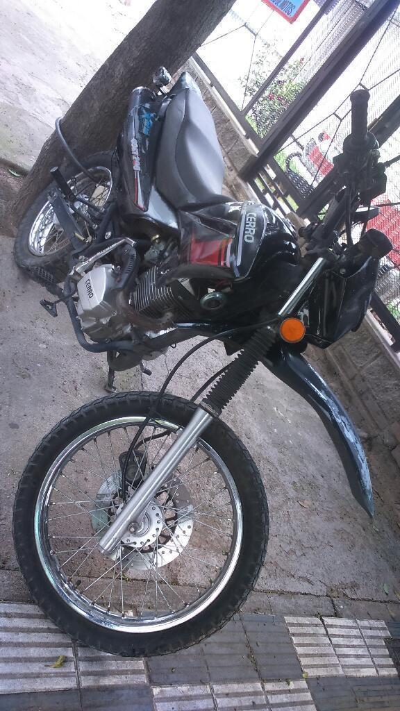 Urgente Liquido Moto Emduro 200 Cc Orig