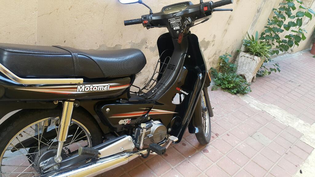 Motomel Eco 70 Automática