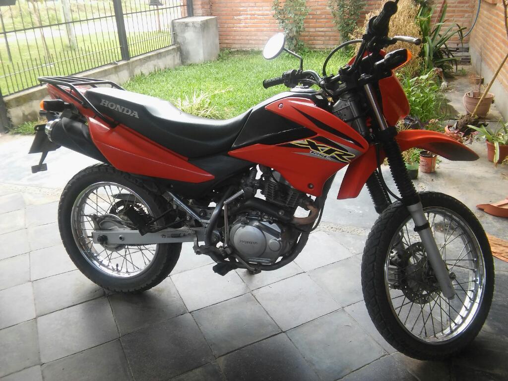 Vendo Moto Xr