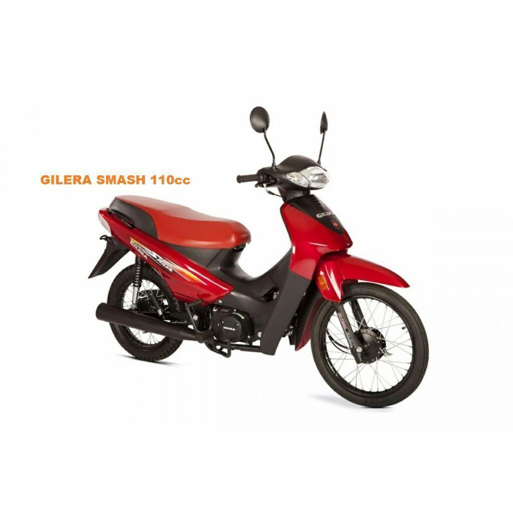 Gilera Smash Okm Plan Financiamiento