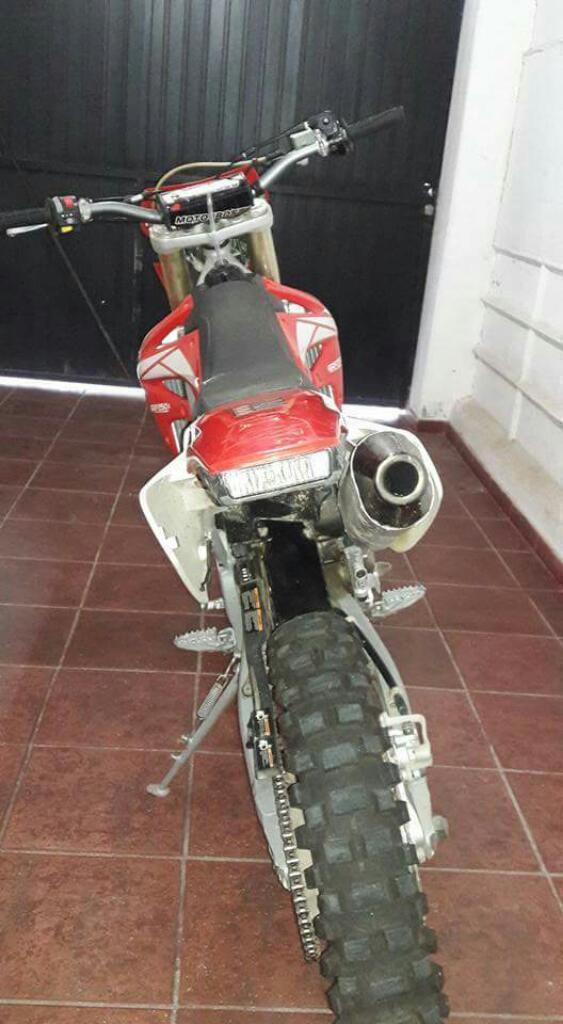 Moto Enduro 250cc Guerrero