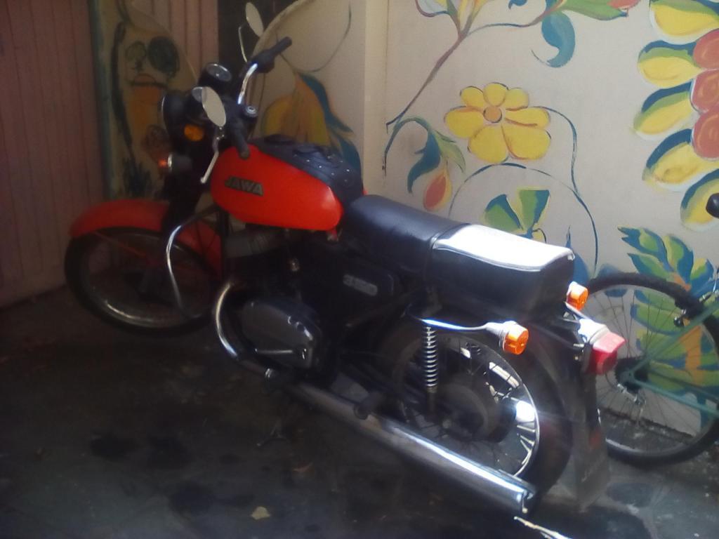 moto jawa 350 1980