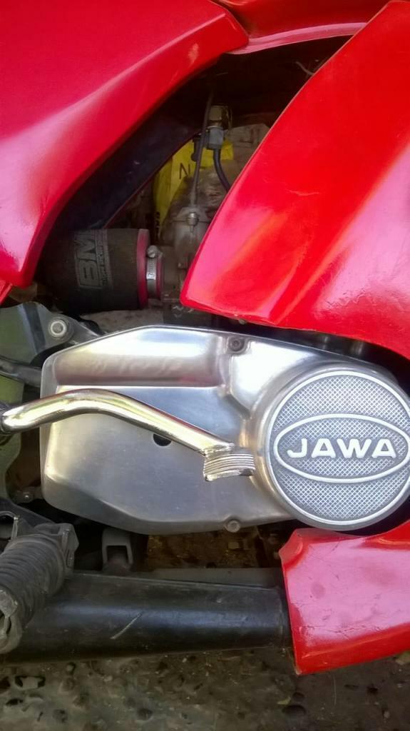 Jawa 350 Style 2 Tiempos