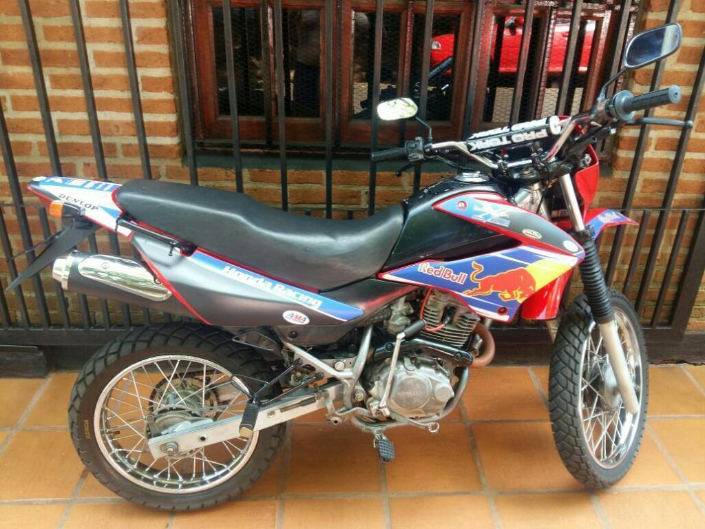 Moto Xr 120 Impecable