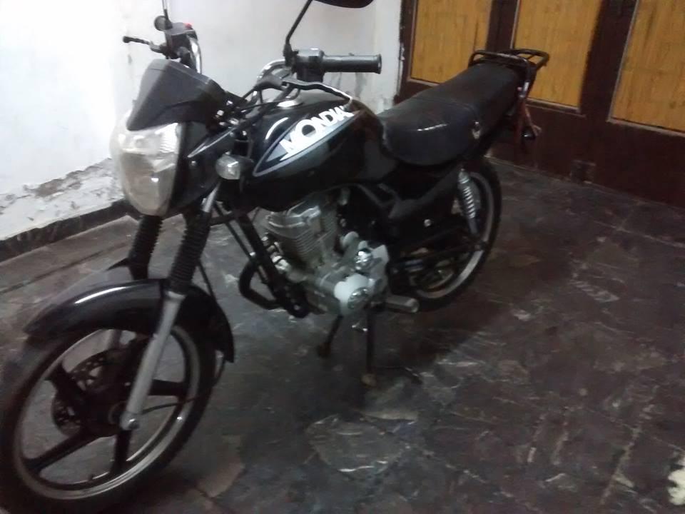 MOTO 150 TITULAR MODELO 2014