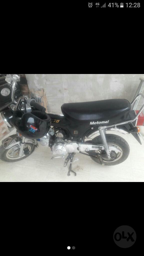 Moto Motomel Dax 70