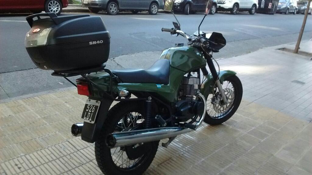 Moto Jawa 350 Modelo 2015