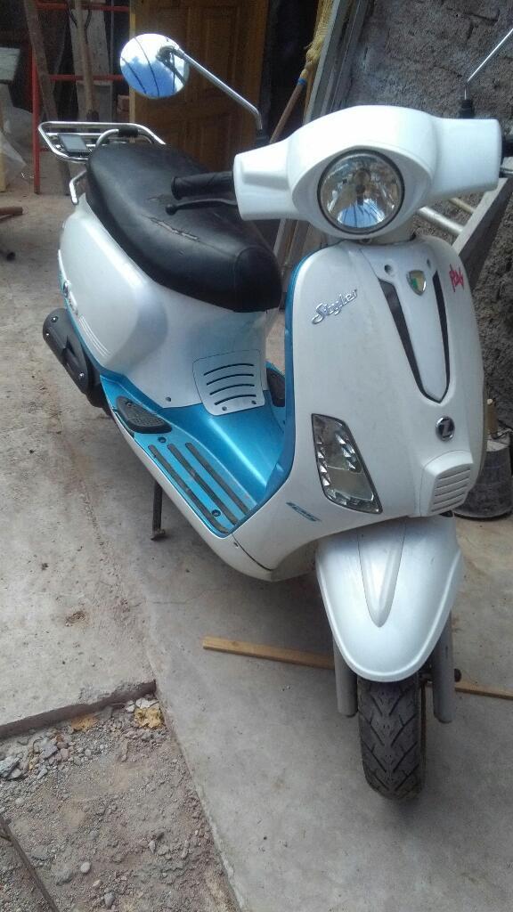 Vendo Moto 125 Zanella Automatica